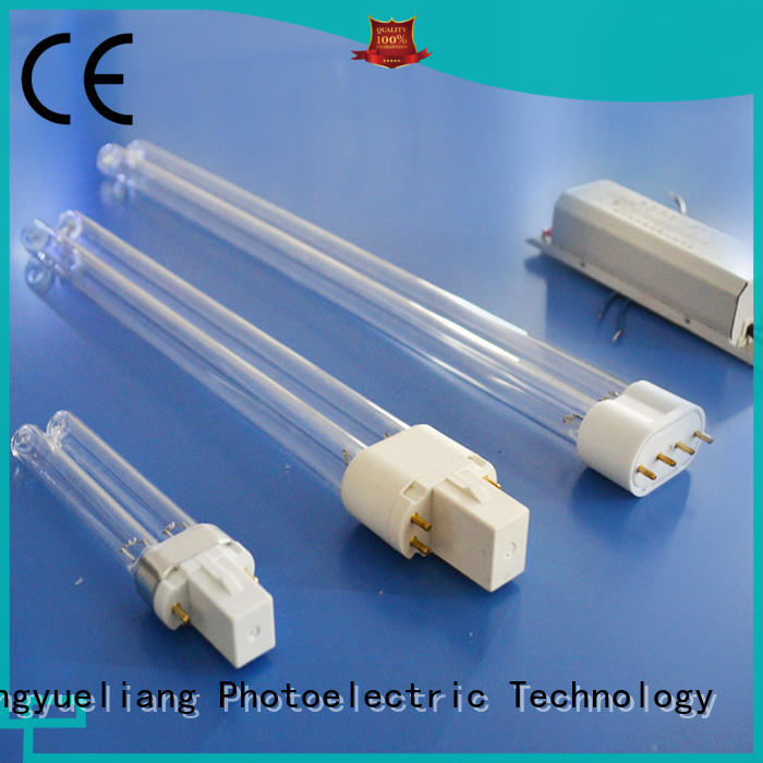 LiangYueLiang bulb germicidal tube lamp factory for underground water recycling