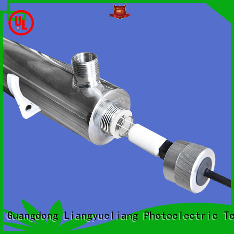 LiangYueLiang best selling sterilight uv system made in China for landscape water