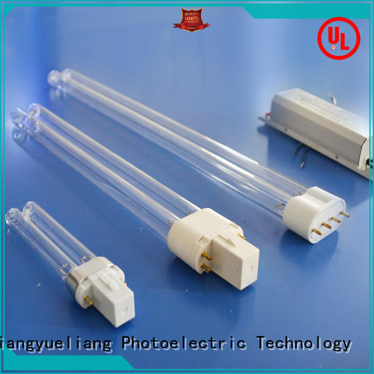 LiangYueLiang excellent quality germicidal tube lamp energy saving for industry dirty water discharged