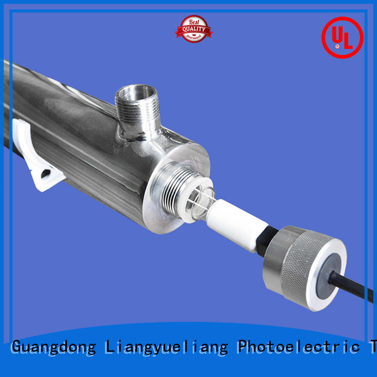 LiangYueLiang stable performance freshwater uv sterilizer directly sale for landscape water