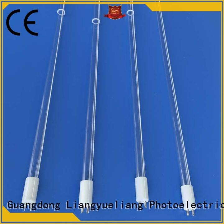 LiangYueLiang output uv germicidal lamp suppliers bulbs for underground water recycling