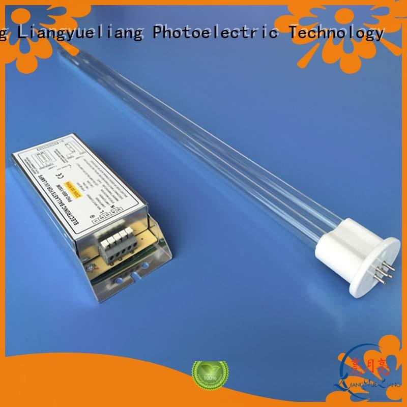 LiangYueLiang hot sale uvc germicidal lamp chinese manufacturer for air sterilization