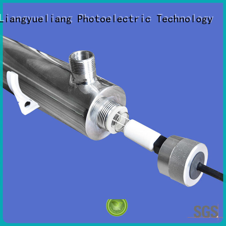LiangYueLiang water aqua uv sterilizer made in China for landscape water