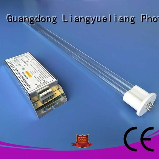 germicidal uv led lights bulb for wastewater plant LiangYueLiang