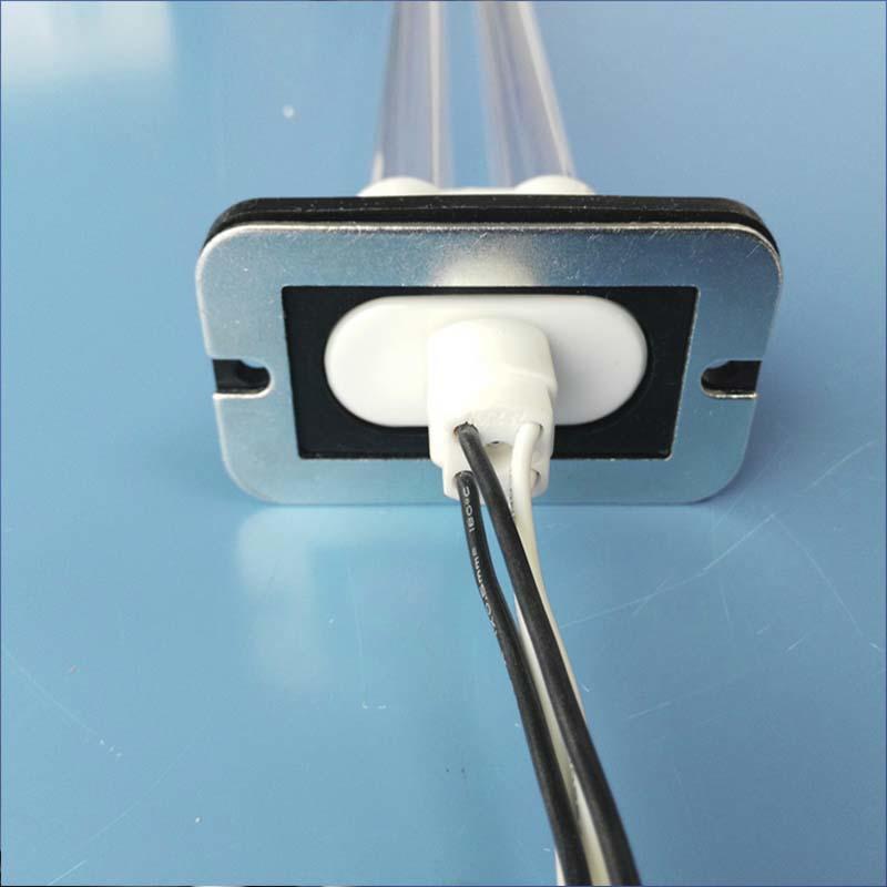 Compact type Ultraviolet germicidal lamp (U shaped)