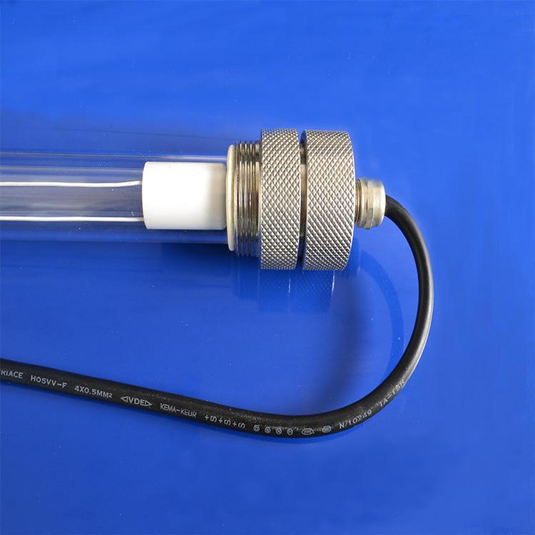 Waterproof UV germicidal lamp