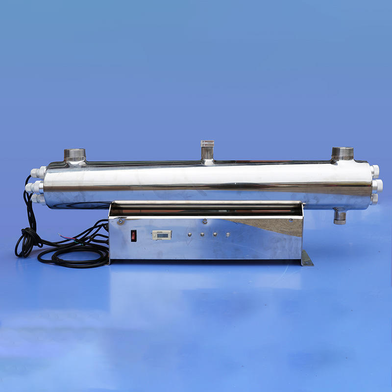 LiangYueLiang steel ultraviolet sterilizer stainless steel for SPA