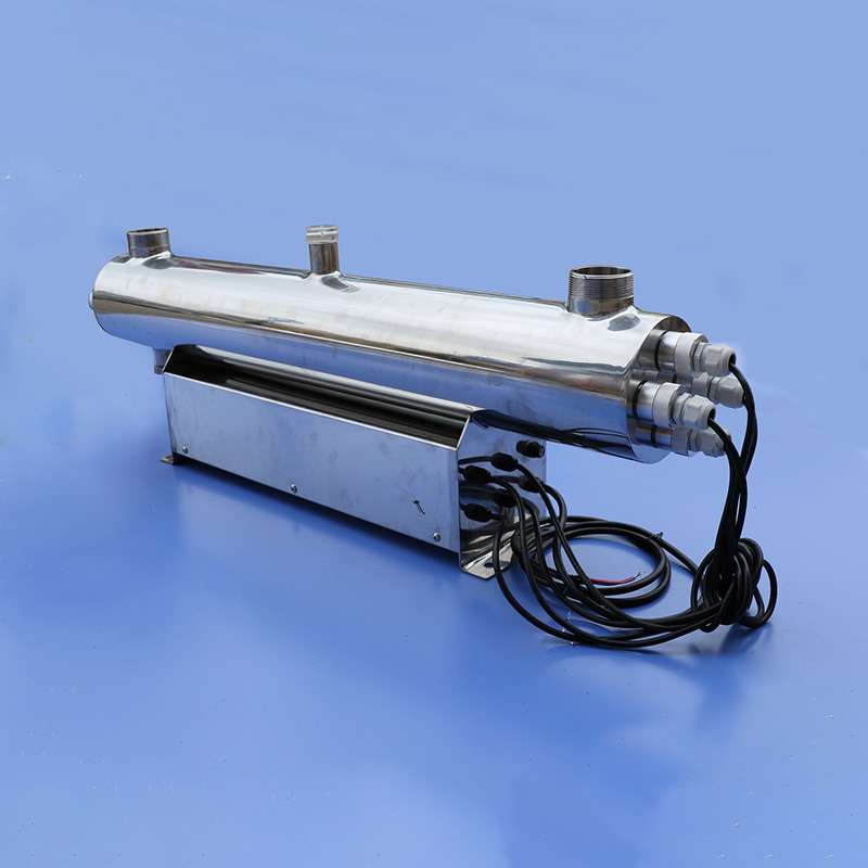 LiangYueLiang steel ultraviolet sterilizer stainless steel for SPA-2