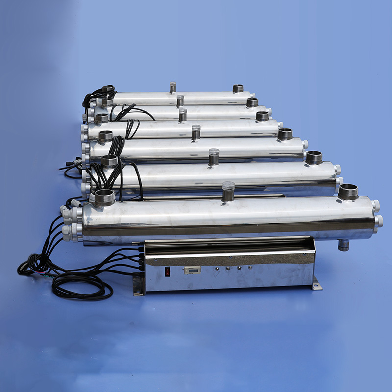 LiangYueLiang steel ultraviolet sterilizer stainless steel for SPA-5