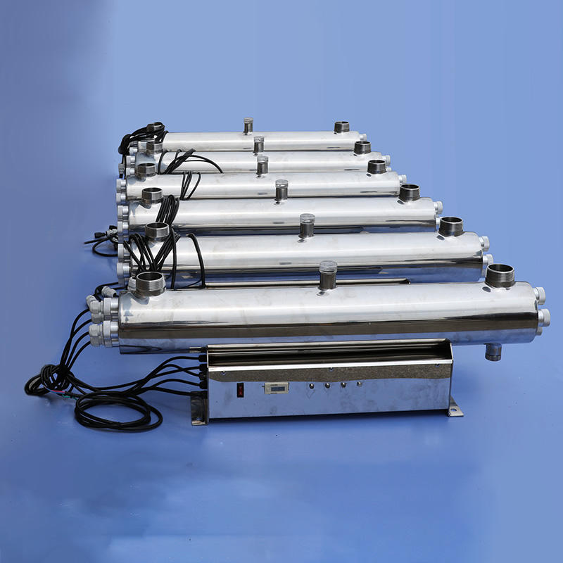 LiangYueLiang stable aqua uv sterilizer made in China for landscape water