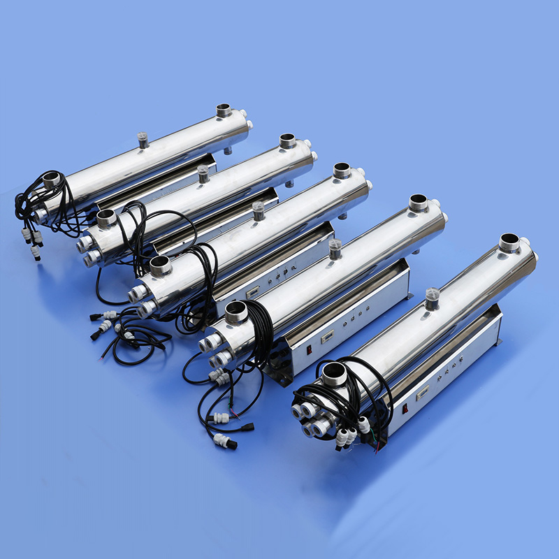 LiangYueLiang steel ultraviolet sterilizer stainless steel for SPA-6