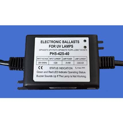 start electronic ballast for uv lamp supply for domestic LiangYueLiang