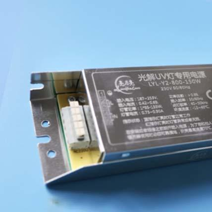 Y2 Preheat start uv ballast