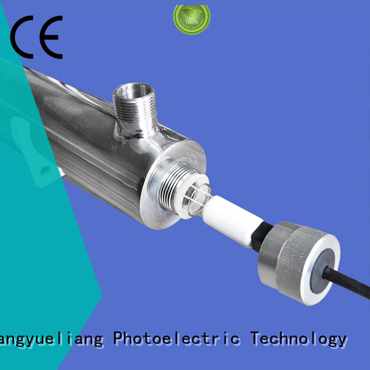 LiangYueLiang steel uv water sterilizer for business for fish farming,