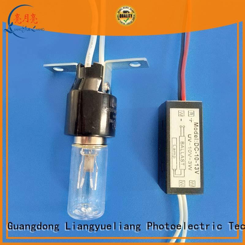 LiangYueLiang anti-rust germicidal uv led lights auto-cleaning for water recycling
