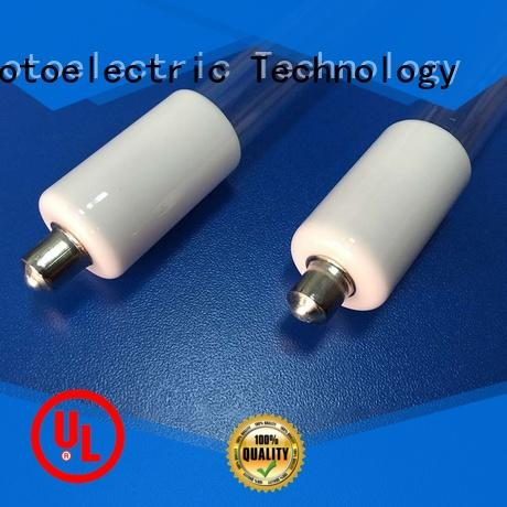 durable uv germicidal lamp double for water treatment