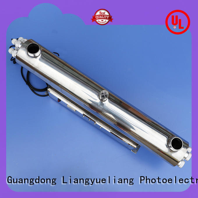 LiangYueLiang 1040w uv light water sterilizer company for landscape water