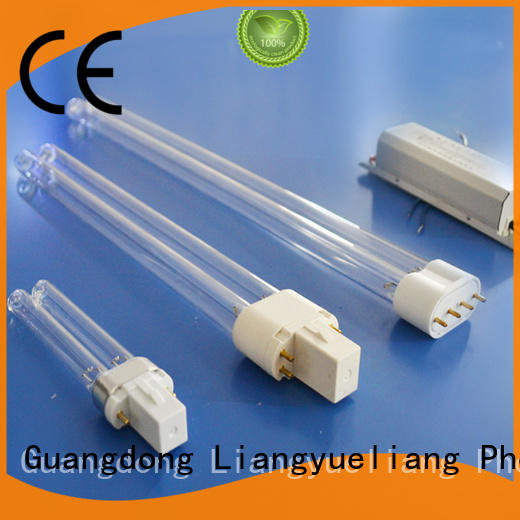 LiangYueLiang waterproof uvc lamp energy saving for wastewater plant
