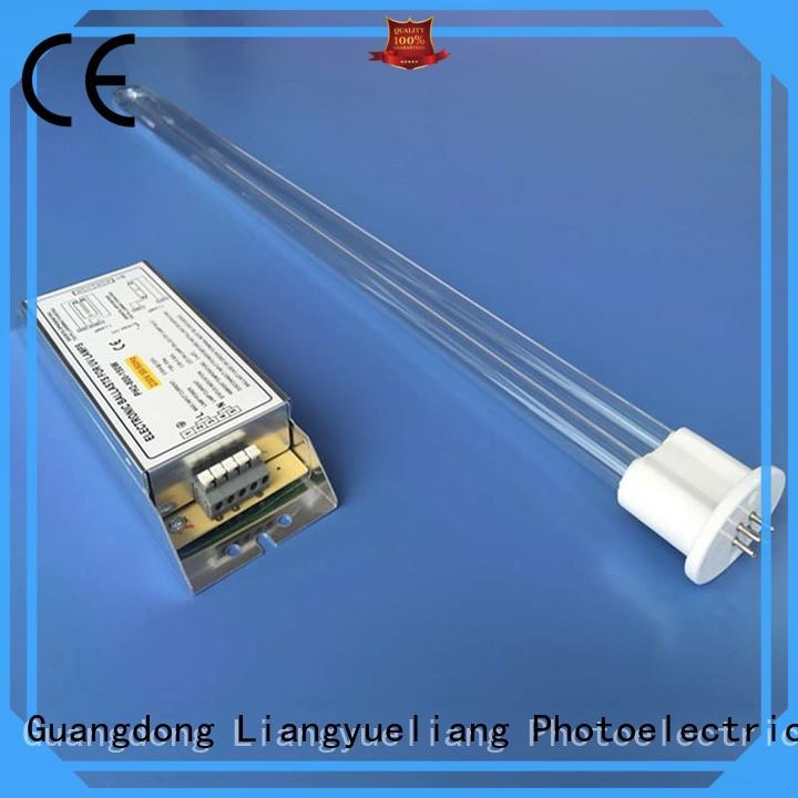 LiangYueLiang wastewater germicidal uv led lights bulk purchase for domestic sewage