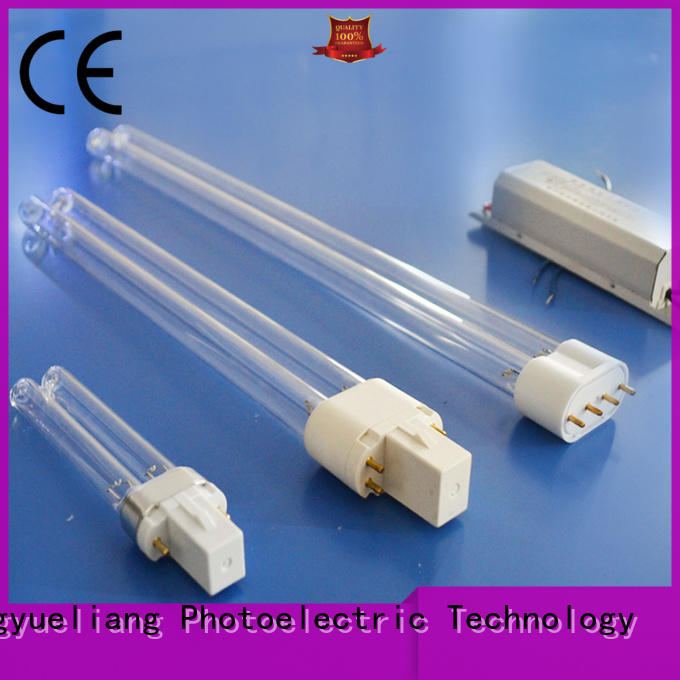 LiangYueLiang highly recommend uv light germicidal lamp company for water treatment