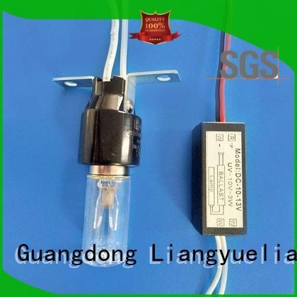 Stainless steel germicidal tube lamp energy saving water treatment