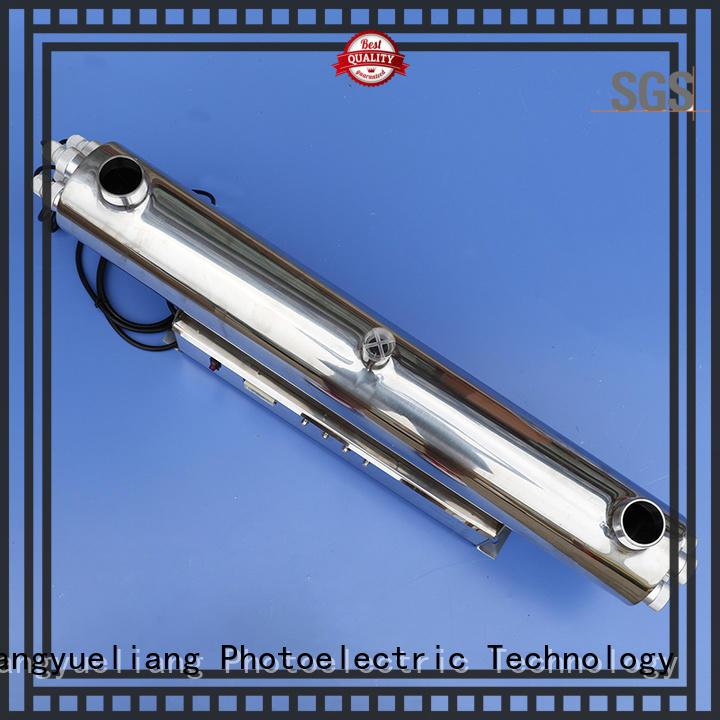 LiangYueLiang steel sterilight uv filter supply landscape water, pool