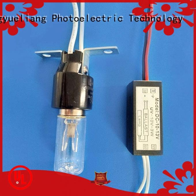 LiangYueLiang Stainless steel germicidal uv lamp fixture bulk purchase for domestic sewage