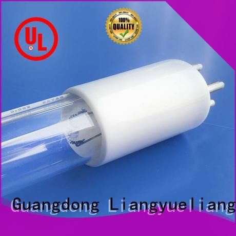 "High Output ""HO"" series UV-C Ultraviolet germicidal lamp"