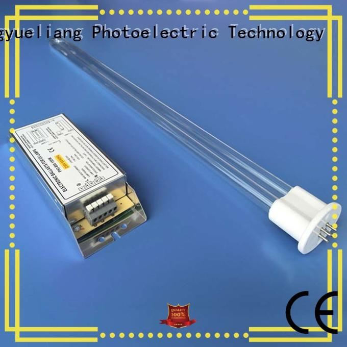 shaped double pin uvc light series LiangYueLiang