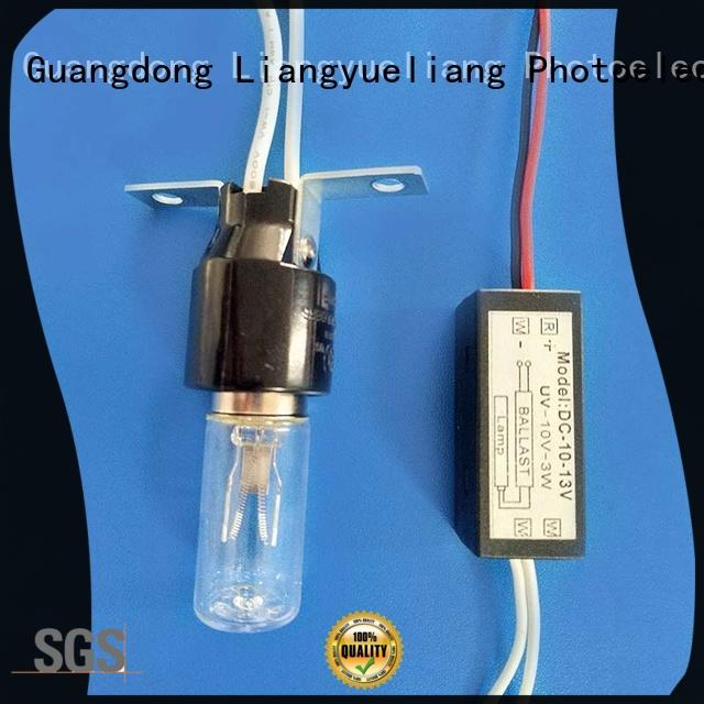LiangYueLiang compact germicidal uv lamp fixture factory price for underground water recycling