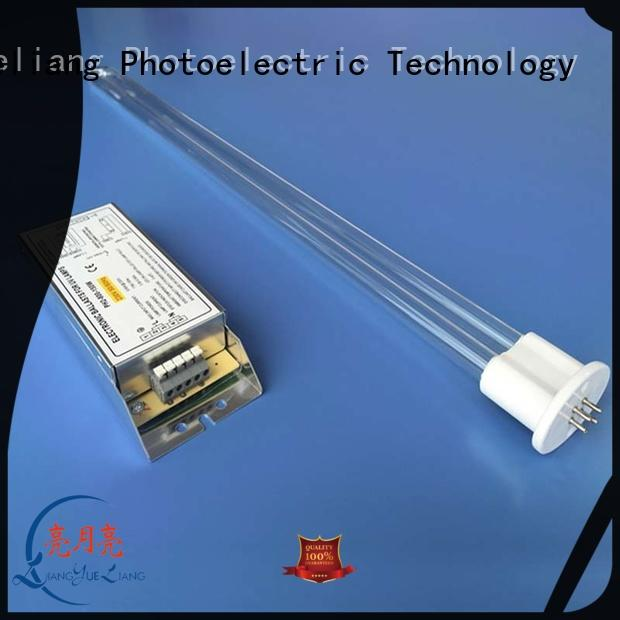 LiangYueLiang amalgam ultraviolet light germicidal lamps energy saving for industry dirty water discharged