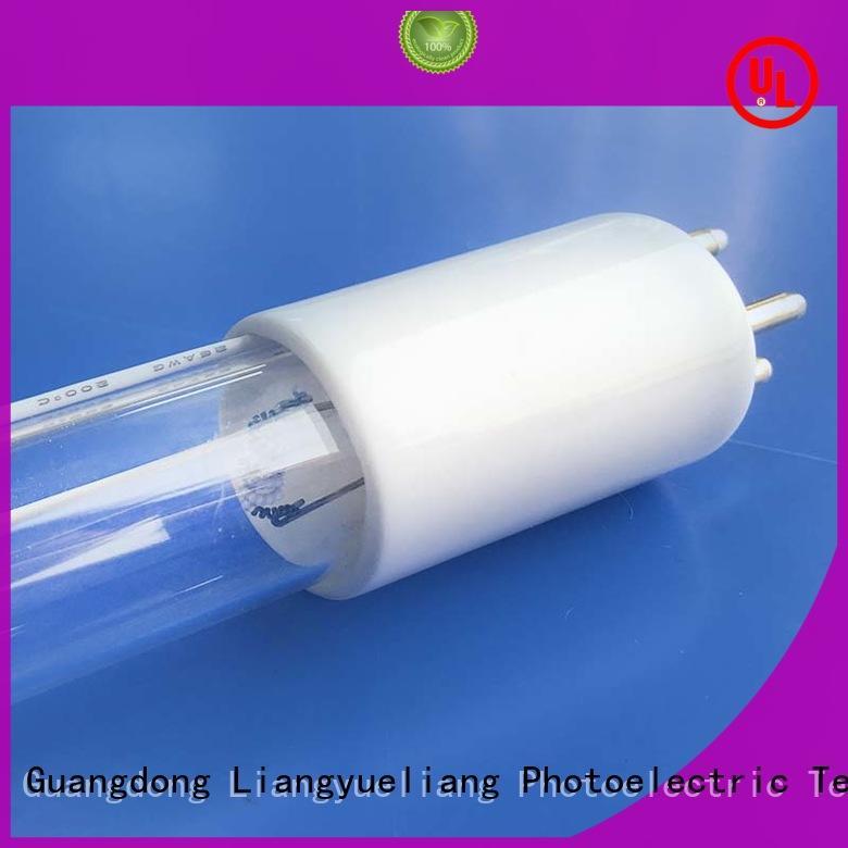 waterproof germicidal uvc led amalgam for domestic sewage LiangYueLiang