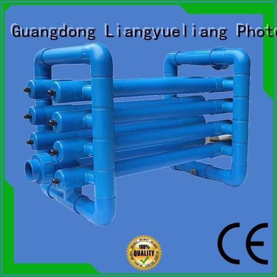 stainless water sterilizer pen directly sale for fish farming, LiangYueLiang