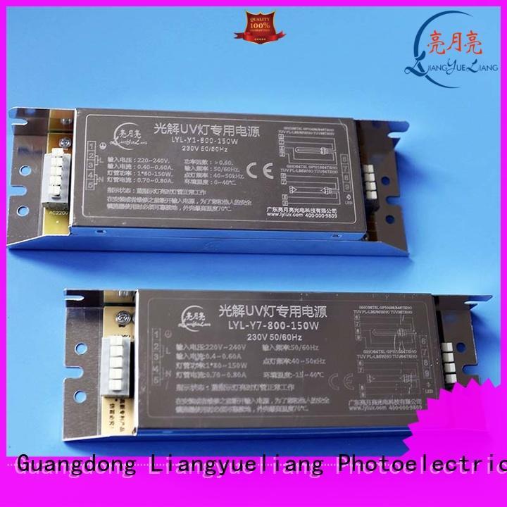 start instant uv ballast light LiangYueLiang Brand