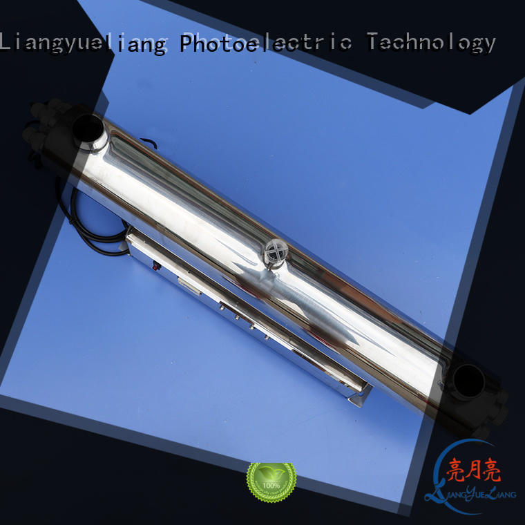 LiangYueLiang high quality sterilight uv system supply for drink clean water