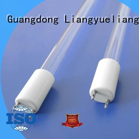 UVC germicidal light start energy saving for wastewater plant