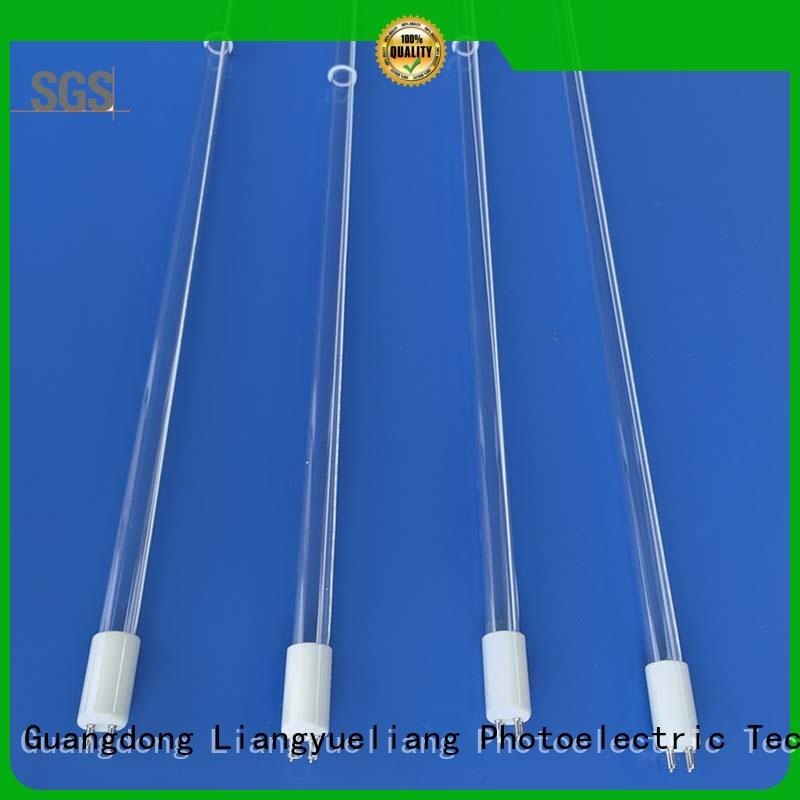 LiangYueLiang Stainless steel led uv germicidal lamps auto-cleaning for water recycling