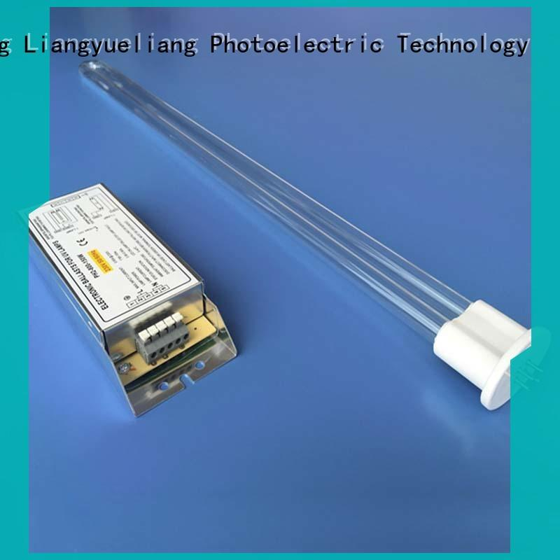 LiangYueLiang strong ultraviolet germicidal light auto-cleaning for water recycling