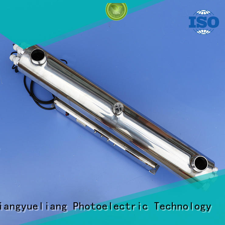 LiangYueLiang sterilizer freshwater uv sterilizer directly sale for fish farming,