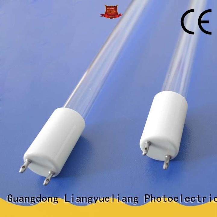 LiangYueLiang wastewater uvc lamp bulk purchase for industry dirty water discharged
