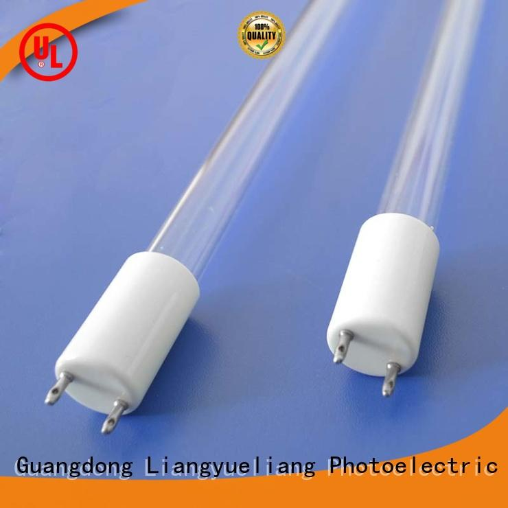 output uvc germicidal light bulbs for industry dirty water discharged LiangYueLiang
