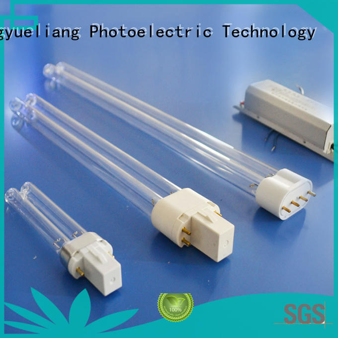 LiangYueLiang pin uvc light factory for underground water recycling