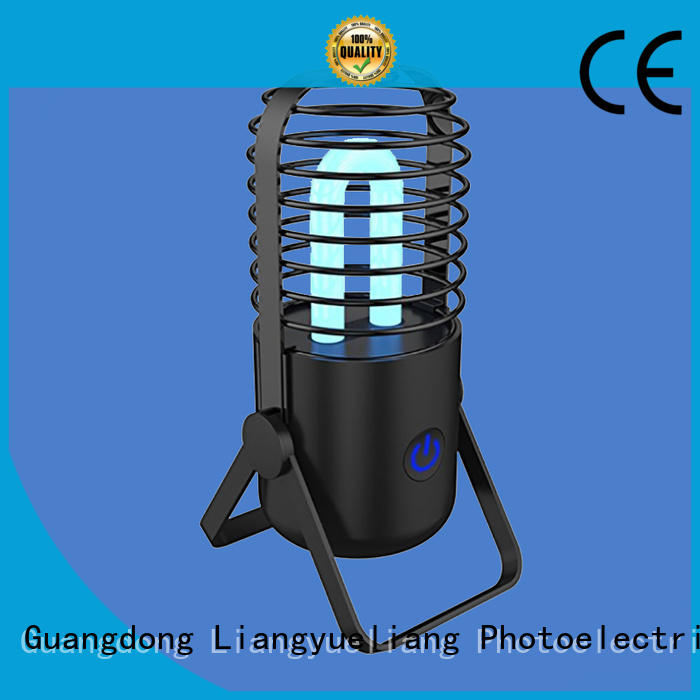 5W portable uv air sterilizer