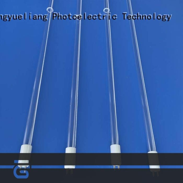 LiangYueLiang instant germicidal uv auto-cleaning for wastewater plant