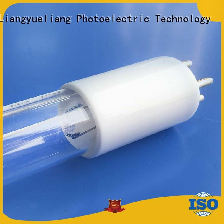 effective ultraviolet germicidal light submersible tube for industry dirty water discharged