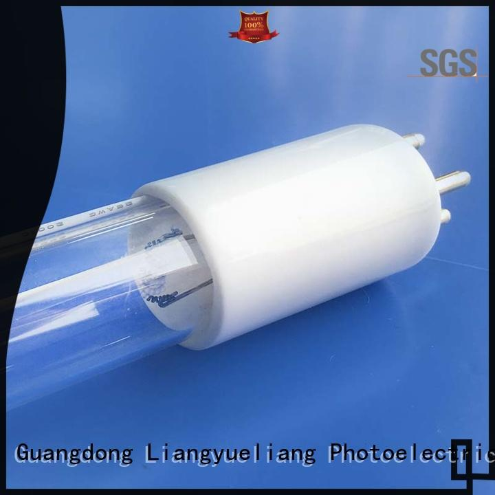 durable germicidal tube lamp energy saving for wastewater plant
