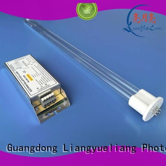 UVC uvc germicidal light amalgam factory price for underground water recycling