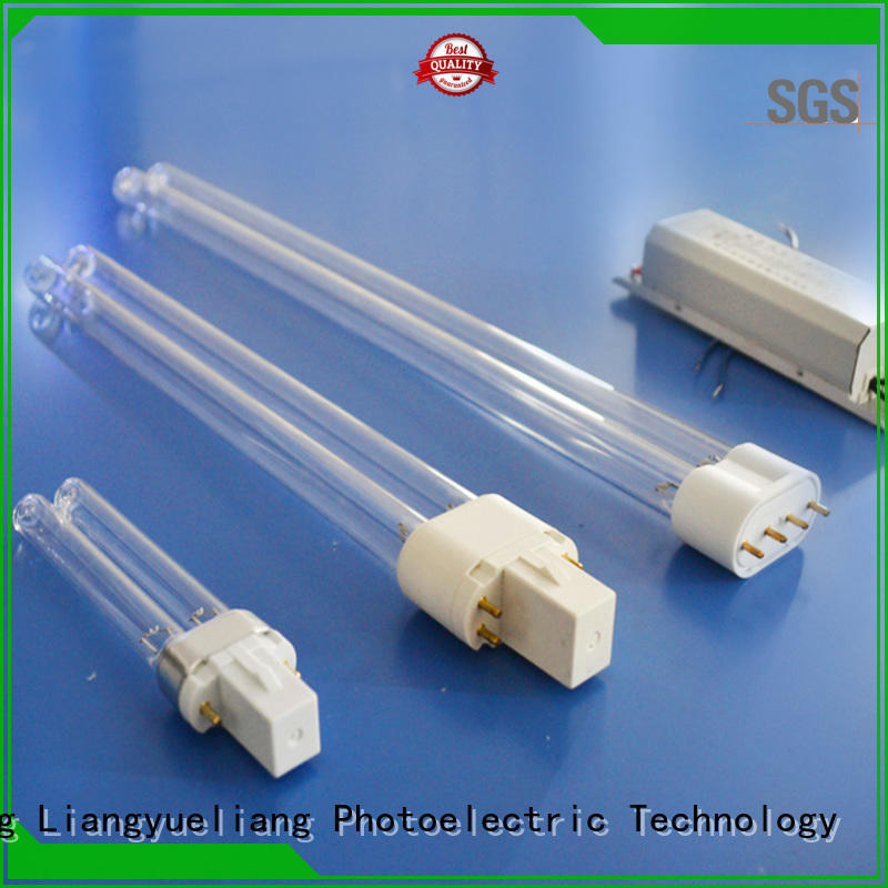 LiangYueLiang t5 uv germicidal lamp manufacturers factory price for water treatment