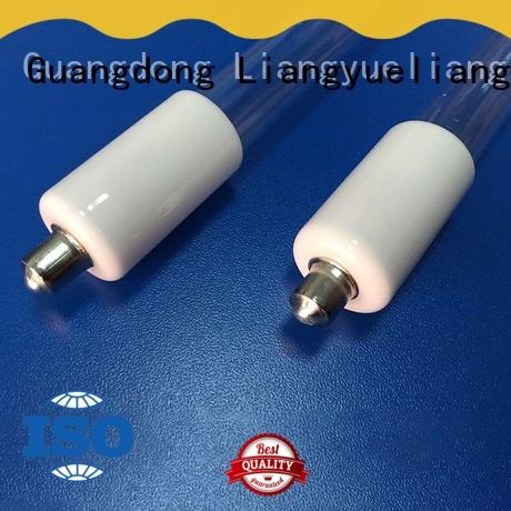 double uvc germicidal lamp auto-cleaning for water recycling LiangYueLiang