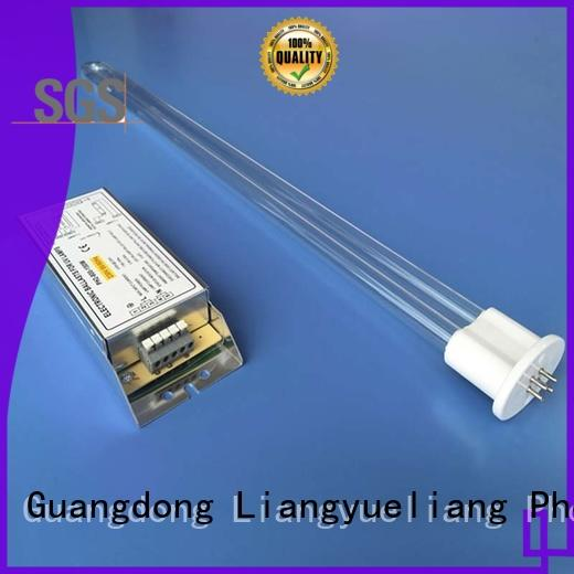 UVC uv germicidal lamp series Supply for water recycling